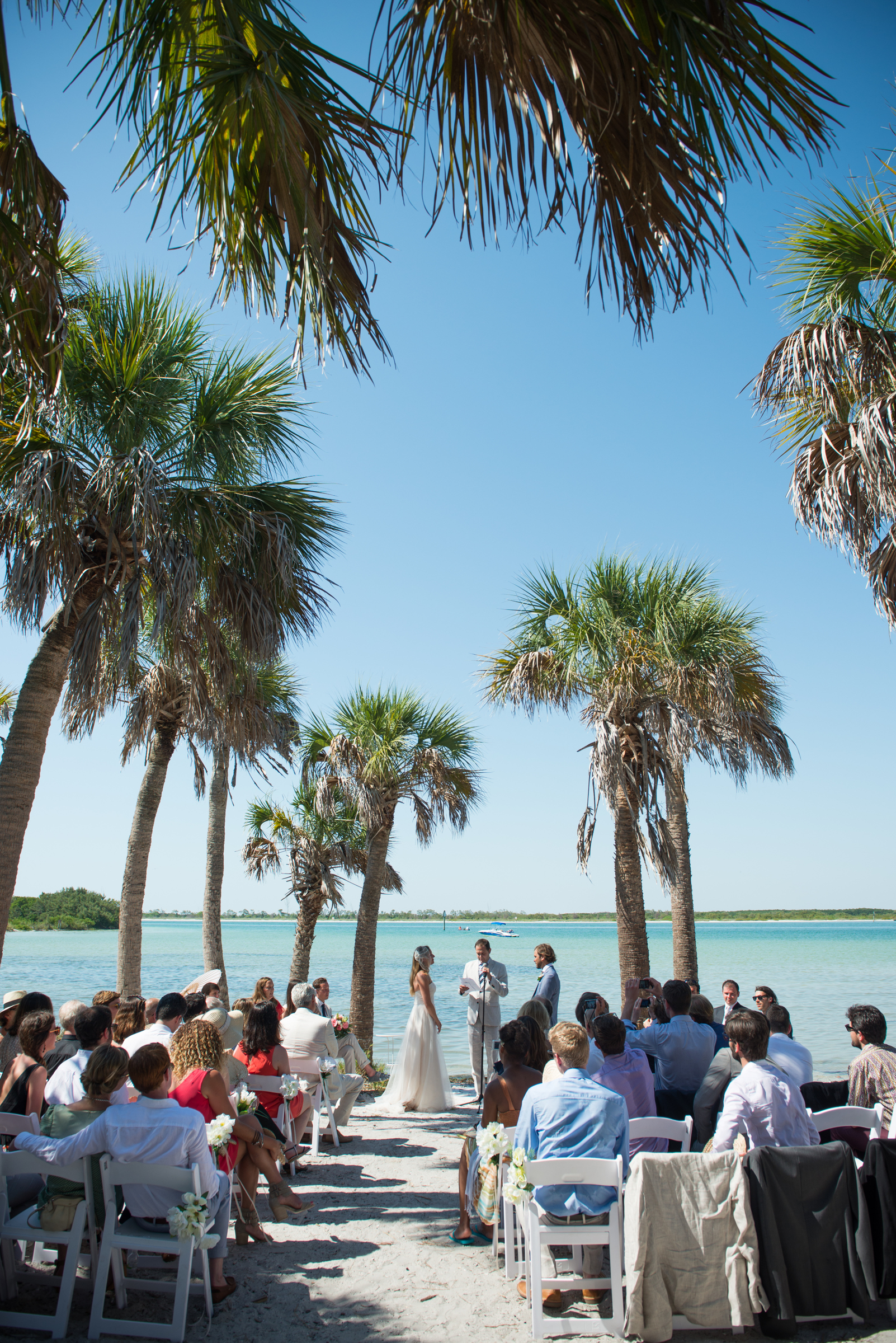 Unique Wedding Amanda And Arthur At Fort Desoto Tampa