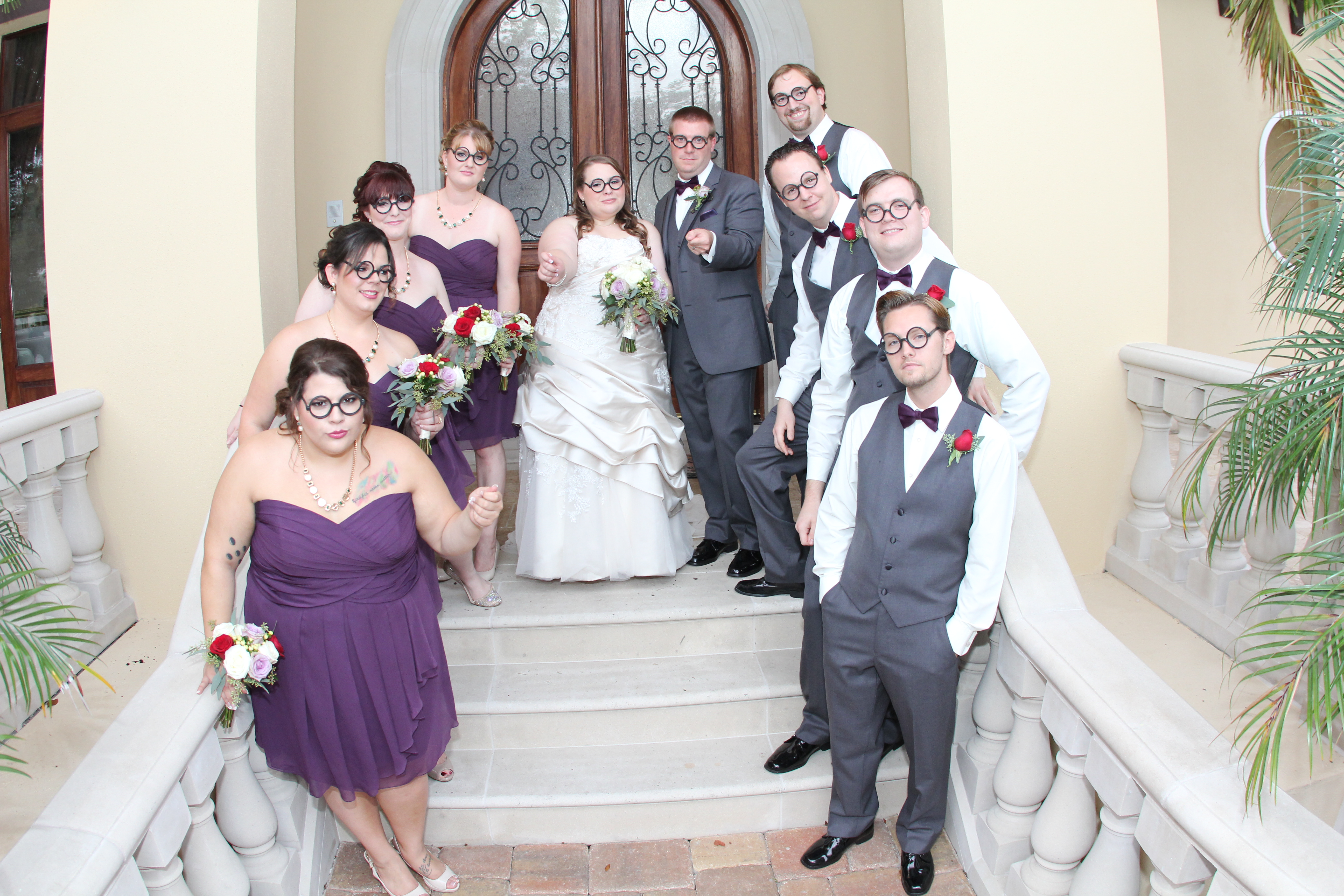 ... 9 - Wedding at Tampa Private Estate, UNIQUE Weddings & Events ...